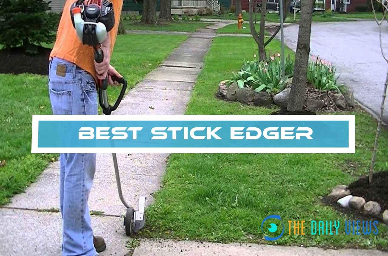 Best Stick Edger