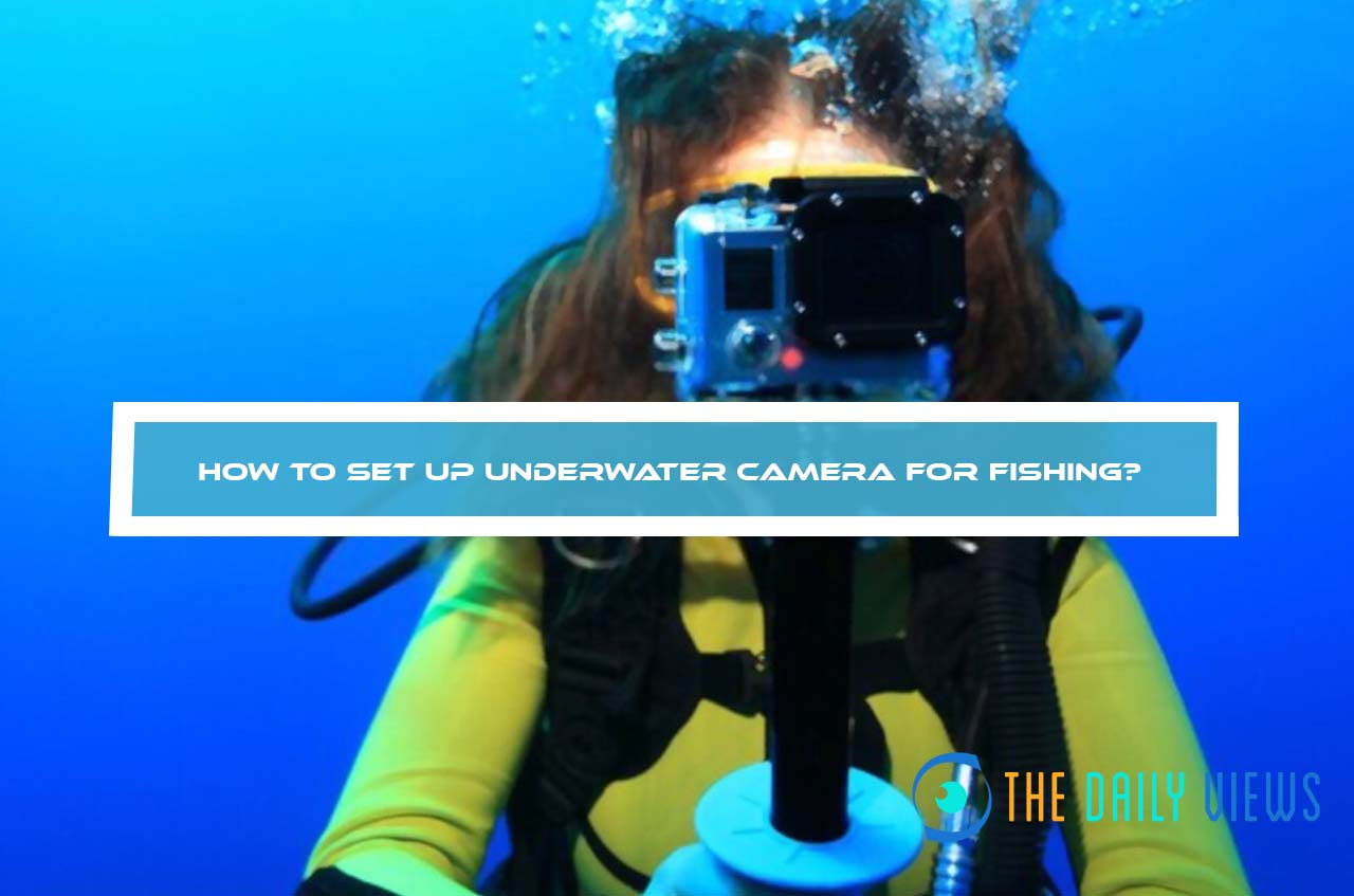How to Set Up Underwater Camera for Fishing